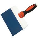 Do it Best 8 In. Ergo Blue Steel Taping Knife Image 1