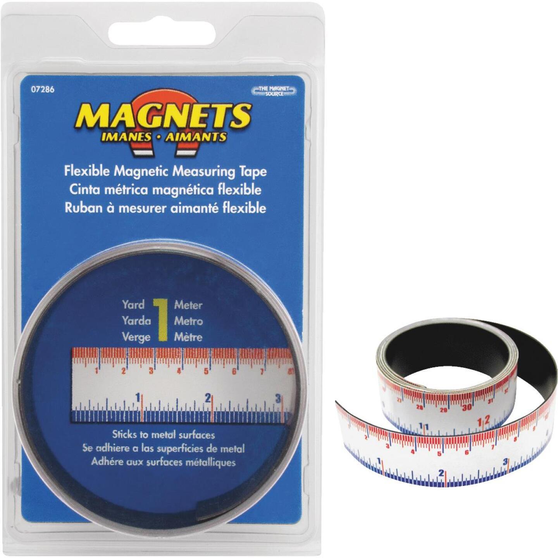 Master Magnetics 3 Ft. Flexible Measuring Tape Image 1