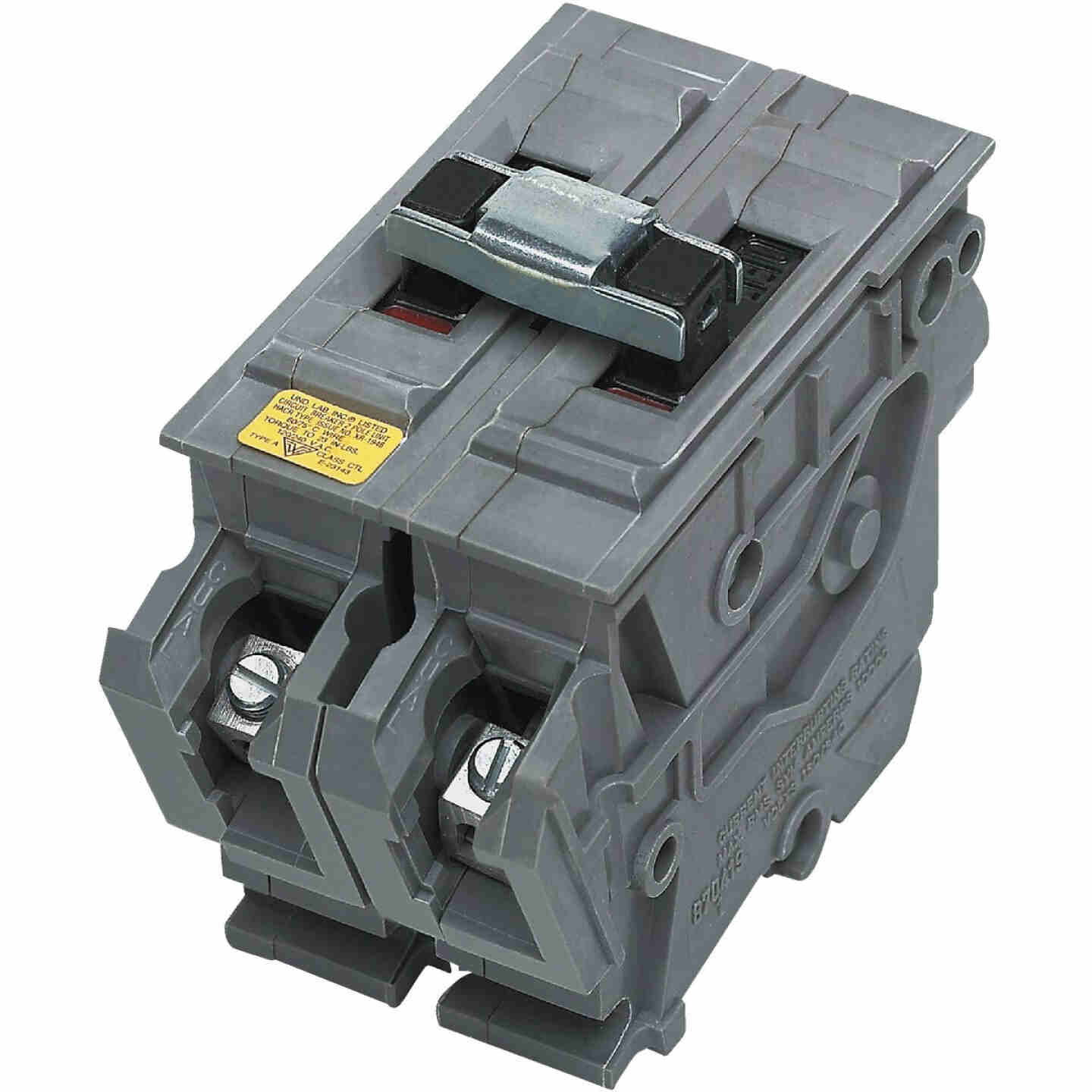 Connecticut Electric 30A Double-Pole Standard Trip Packaged Replacement Circuit Breaker For Wadsworth Image 1